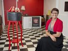 SOCIAL enterprise cafe Bounce City and Ruby Red Industries have joined forces to re-open an old barber shop in the Toowoomba CBD.