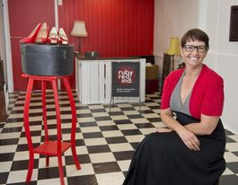 Cafe expansion offers home to vintage wares
