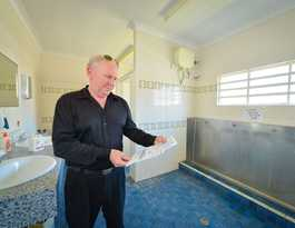 Sporting clubs bogged down by 'toilet tax'