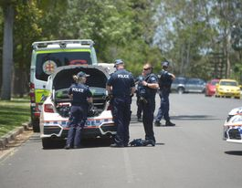 Police surround Young St home in North Bundaberg