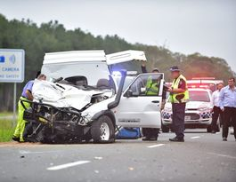 Police continue to probe fatal Bruce Hwy crash