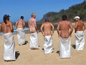 Nudist beach would be an asset to Noosa's economy