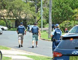 Escapee Marcus Buchanan evades police