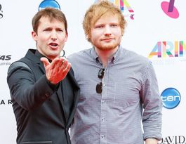 James Blunt tells Ed Sheeran he's got herpes