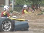 THE DEADLY floods that devastated Toowoomba, Oakey and Grantham were exacerbated by warming oceans, according to new research.