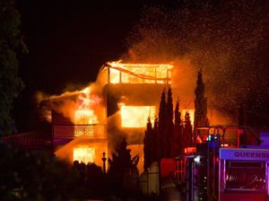 Crews rush to fight Middle Ridge house fire