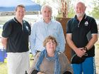 DARLING Downs Sailing Club commodore Peter Mullins said it was outstanding to see so many past members come back to the club for the club's 50th anniversary.