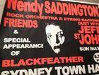 Wendy Saddington poster