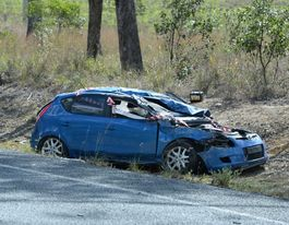 One person in hospital after Emu Park Road crash