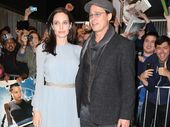 BRAD Pitt has admitted he and his wife Angelina Jolie were keen to have 12 children together but stopped at six because their family life is already chaotic.