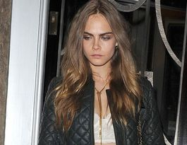 Cara Delevingne: Sexiness is about mindset