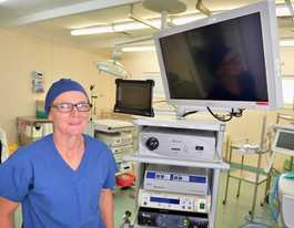 New equipment a boon to private hospital
