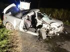 Search for woman who assisted injured in serious crash