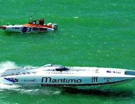 Next year's Bay superboat event could be international