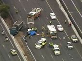 QUEENSLAND'S road toll is now 11 ahead of where it was this time last year, after five people were killed in traffic crashes throughout the state on Monday.