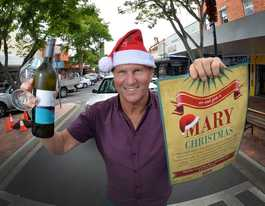 """Gympie Town Centre looks forward to a """"Mary Christmas"""""""