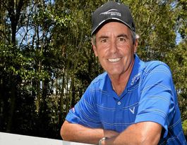 Golf: Baker-Finch views for Legends championship