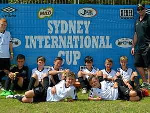 Football academy training up future stars