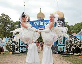 It takes a village to raise the Byron Falls festival