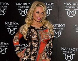 Coco Austin's breastfeeding pain