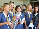 THE Class of 2015 was farewelled by fellow students, staff, parents and friends at the Walk of Faith at Immanuel Lutheran College.