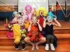 Tweed Heads Public School students clowned around for literary studies last week.