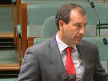 Special Minister of State and Member for Fisher Mal Brough apologises for 'unwittingly' misleading Parliament