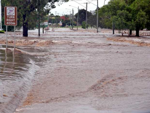 Southern Downs Regional Council has dismissed rumours about Warwick flooding this weekend.