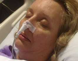 Toowoomba man inspires mum in stroke fight