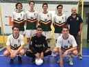 THE region's latest international champions are the members of the Sunshine Coast Grammar School Under 19 Boys Futsal team.