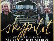 Skypilot Dinner + Concert with special guest Molly Koning