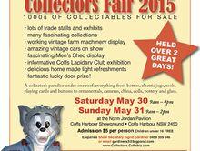 Coffs Harbour Collectors Club Annual Fair