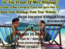 Do You Dream of More Holidays?