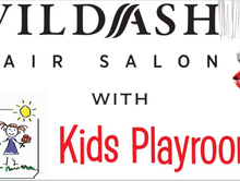 WildAsh Hair Salon Opens Kids Playroom