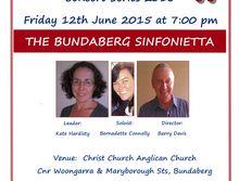 Bundaberg Sinfonietta Concert