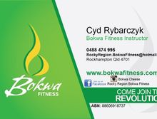 Bokwa Fitness With  Cyd