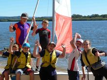 School Holiday Sailing Camps