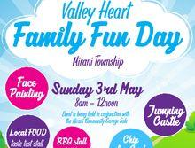 Valley Heart Family Fun Day - Mirani Township