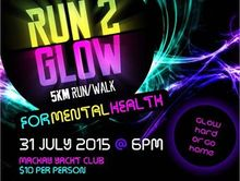 Run2Glow 5km Fun Run/Walk