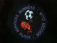 Soccer sign on