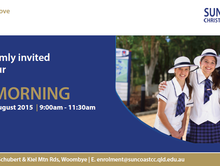 Open Morning - Suncoast Christian COllege