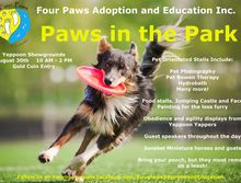 """""""Paws in the Park"""""""