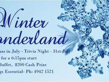 Mackay Golf Club - Winter Wonderland Trivia Night