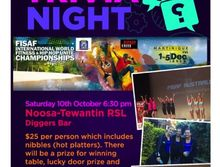 Champs Sports Aerobics Club