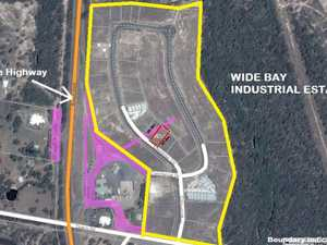 Industrial Estate Land - Englobo Sale, Bruce Highway Corridor