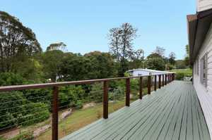 Properties are selling quickly in Coramba, so make sure you view this large 4 bedroom home on a fully fenced 1126m2 block. With decks on 3 sides and a massive under house storage and workshop area, the property also features a 5m x 3m covered BBQ and entertaining area. The ...