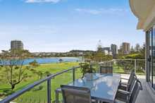 "Located on the 5th floor right in the heart of Rainbow Bay/Tweed Heads you could own your own piece of paradise in this prestigious and exclusive development ""Neilsen on the park"".  This exclusive residential building combines an enviable beach & river side location with meticulous design and exquisite natural materials ..."