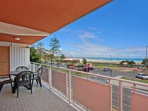 Much Sought After Unit on Coolangatta Beachfront