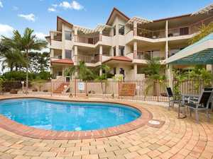 Ground Floor Unit Just 350 Metres from the Sand