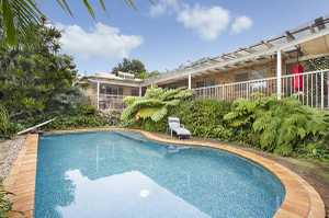 OPEN HOME: Saturday 3rd October 10-10.30am  This north east facing four bedroom home, set amongst luscious grounds, provides the residents peace and privacy within a stone's throw of the lifestyle options of Coolangatta and Tweed Heads.  Entry value property in a tightly held location and room to improve ...